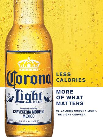 Corona Light Alcohol Content