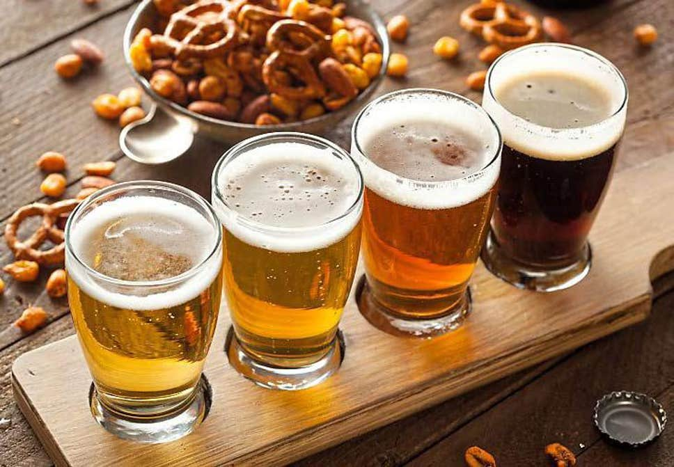 beer alcohol content