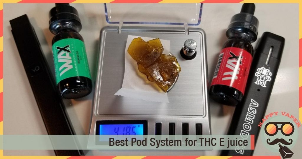 Advantages of Using a Pod System for E Juice